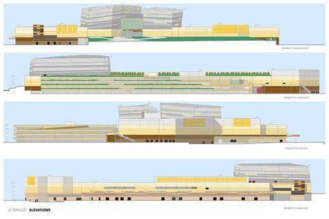 la spezia centro commerciale le terrazze le terrazze shopping centre bms progetti