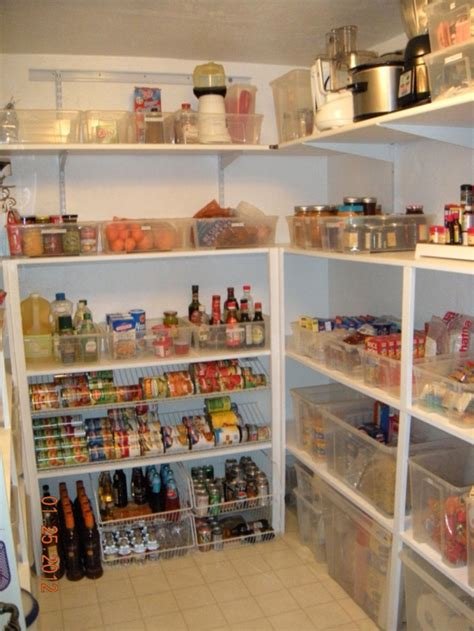 Closetmaid Pantry Creative Pantry Storage Cabinet Loccie Better Homes