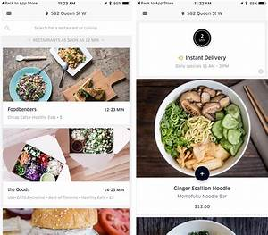 Best Food Delivery Apps For iPhone - Technobezz