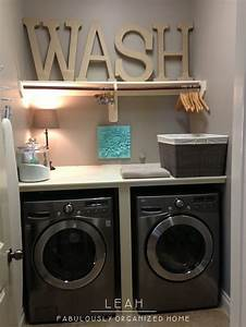 20, awesome, laundry, room, storage, and, organization, ideas