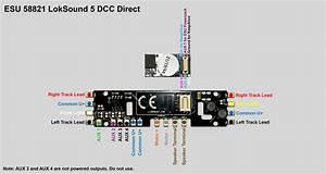 Esu Loksound 5 Direct Decoder Wiring Diagram