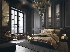These, 15, Black, Bedrooms, Will, Add, Just, The, Right, Amount, Of, Mystery, To, Your, Home