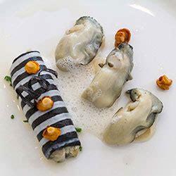 cuisiner des huitres recettes et cuisiner les huîtres marennes olé