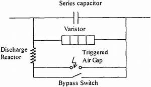 Fixed Series Compensation Main Wiring Diagram