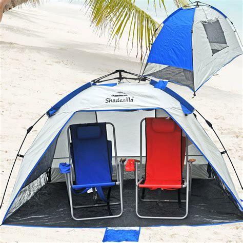 shadezilla instant pop   person tent  carry bag reviews wayfair