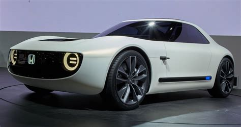 honda sports ev concept to be the next honda s electric car drivers magazine