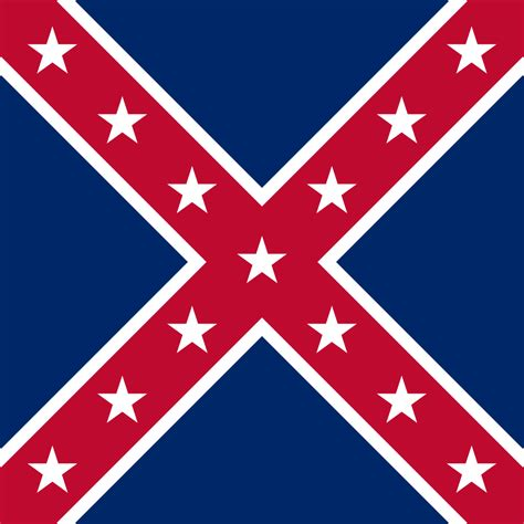 confederate flag colors army of the trans mississippi