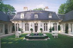 french chateau homes    features   french provincial house style house plan