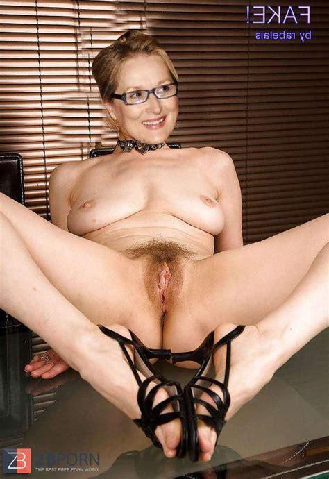 FAKES  of Meryl Streep   ZB Porn