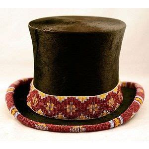 78417 Cypherstyles Coupon by Antique Beaded Top Hat American Design