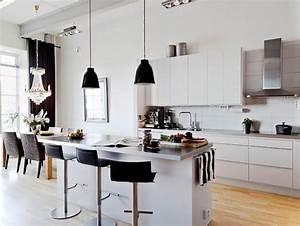 Lampe Skandinavisches Design : k chen trends 2013 skandinavisches design wei k cheninsel k che pinterest k cheninsel ~ Markanthonyermac.com Haus und Dekorationen