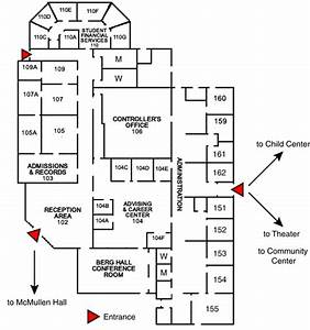 How To Make A School Schedule Great Basin College Maps Berg Hall