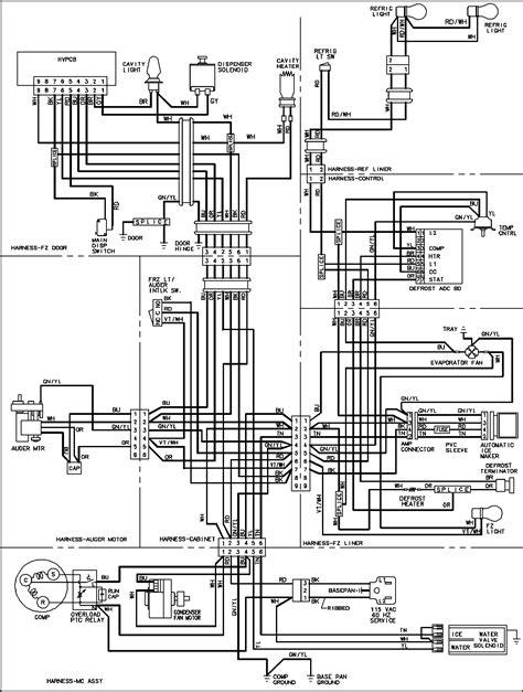 Industrial Refrigeration Compressor Wiring Diagrams
