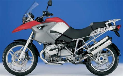 2005 Bmw R1200gs Red Side Left View Photo 24