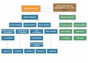 Vale Organization Chart Organisation Chart Power Projects International