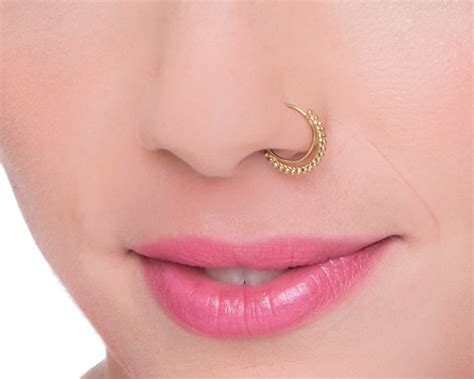 Tribal Nose Ring Indian Nose Ring Gold Nose Ring Solid Gold Jewellery Set Price Jewelry Rose Gold Ph Christian Israel Zales African Nyc Jcpenney Mens Boxes Traditional