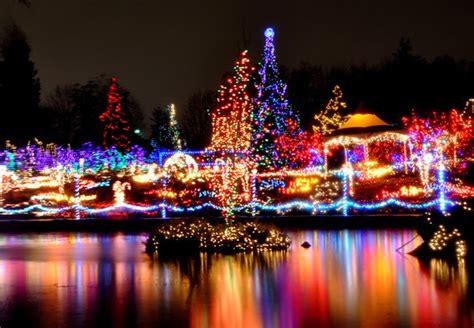 vancouver bc christmas lights christmas lights 2014 vancouver the province