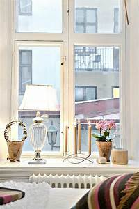 1001+ tolle Ideen für Fensterdeko mit Fensterbank Lampen