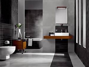 Modèle Salle De Bain : mod le salle de bain moderne quelques id es fascinantes ~ Voncanada.com Idées de Décoration