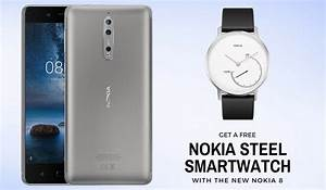 Nokia 8 Pre-orders in the UK Come with a Free Nokia Steel ...