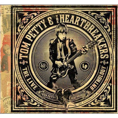 5% coupon applied at checkout save 5% with coupon. Tom Petty And The Heartbreakers - The Live Anthology (4 ...