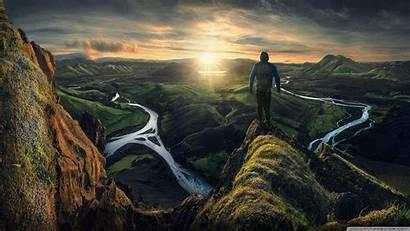 Travel 4k Iceland Wallpapers Desktop Nature Backgrounds