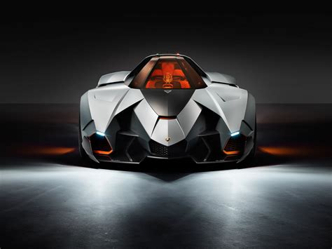 Lamborghini's Egoista Is Making A Comeback  Business Insider