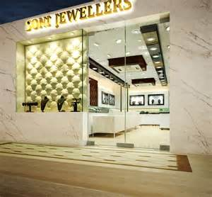 interior designers homes interiors of a jewellery showroom by arnav khanna