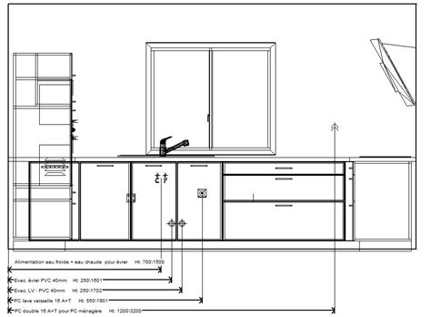 facade cuisine sur mesure réalisation d 39 une cuisine avec façade mélaminé brillant et hotte inclinée falmec avec aspezia