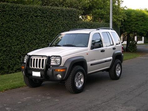 offroad jeep liberty jeep liberty with off road package wheels pinterest