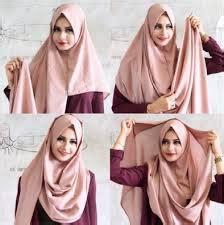 tutorial hijab pashmina simple   tutorialhijabmasakini