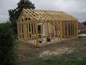 Construire Cabane De Jardin : construire son abri de jardin les cabanes de jardin ~ Zukunftsfamilie.com Idées de Décoration