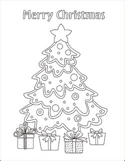 printable christmas tree for kids free coloring pages tree coloring sheets free squishy crafts