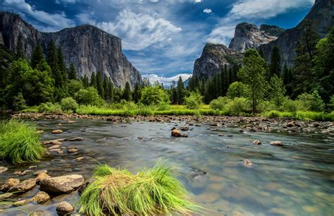 Yosemite National Park Full Hd Wallpaper And Background