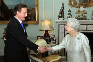 David Cameron and Queen Elizabeth II - ABC News ...