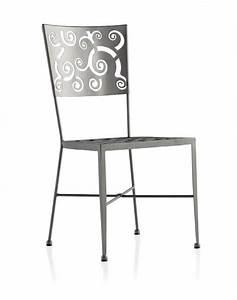 Galette De Chaise Maison Du Monde : great fabuleux chaises fer forg chaise jardin fer forg ~ Melissatoandfro.com Idées de Décoration