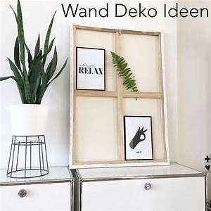 Deko Wand Ideen : kunst f r alle coole wand deko ideen inkl shopvorstellung sophiagaleria ~ Markanthonyermac.com Haus und Dekorationen