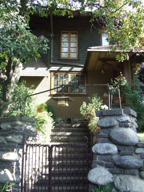 arts crafts architecture  california restoration