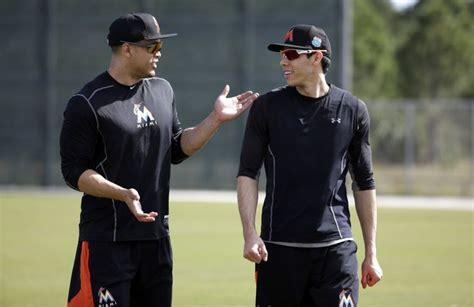 Gf Baseball, Giancarlo Stanton And Christian Yelich