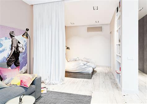 Curtain Room Divider Ideas by Curtain Room Divider Interior Design Ideas