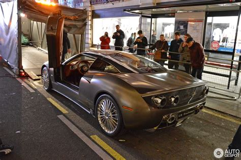 Spyker C8 Preliator 28 May 2018 Autogespot