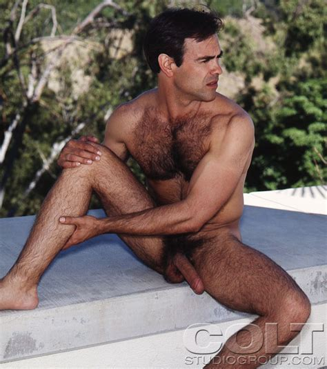 Hairy Hunk Monte Crown By X Muscles