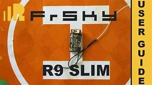 Frsky R9   Slim Wiring Diagram