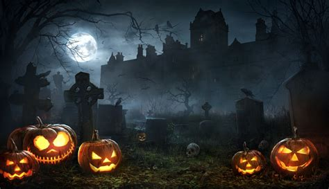 Graveyard Nightmare Before Background Images by In Graveyard Hd Wallpaper Background