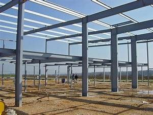 Maison Structure Métallique : charpente m tallique pour maison ventana blog ~ Melissatoandfro.com Idées de Décoration