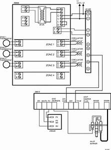 Honeywell S8600 Wiring Diagram