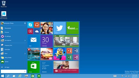 support ecran pc bureau windows 10 technical preview the consumer goodies we