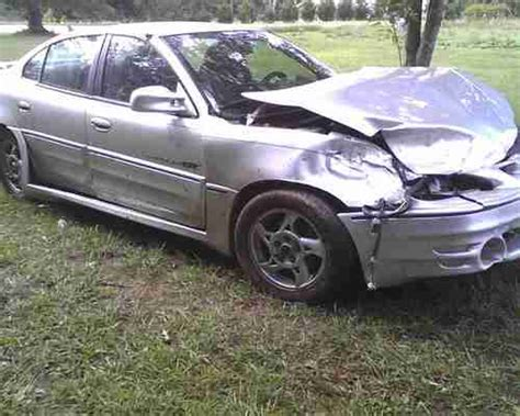 old car manuals online 2002 pontiac grand am head up display find used 2002 pontiac grand am gt project car needs work parts v6 4 door sedan in rock spring