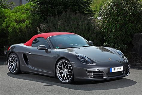 porsche boxster schmidt revolution light tuning for the porsche boxster