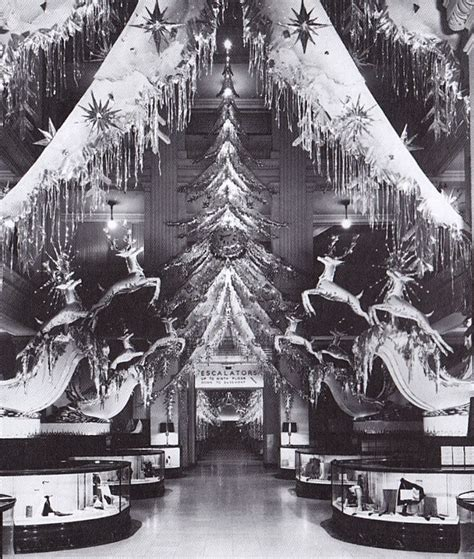 images  vintage department store christmas